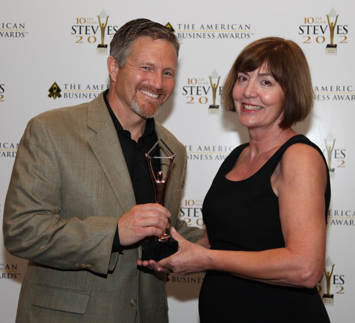 Anne White, Jurykoordination Stevie Awards