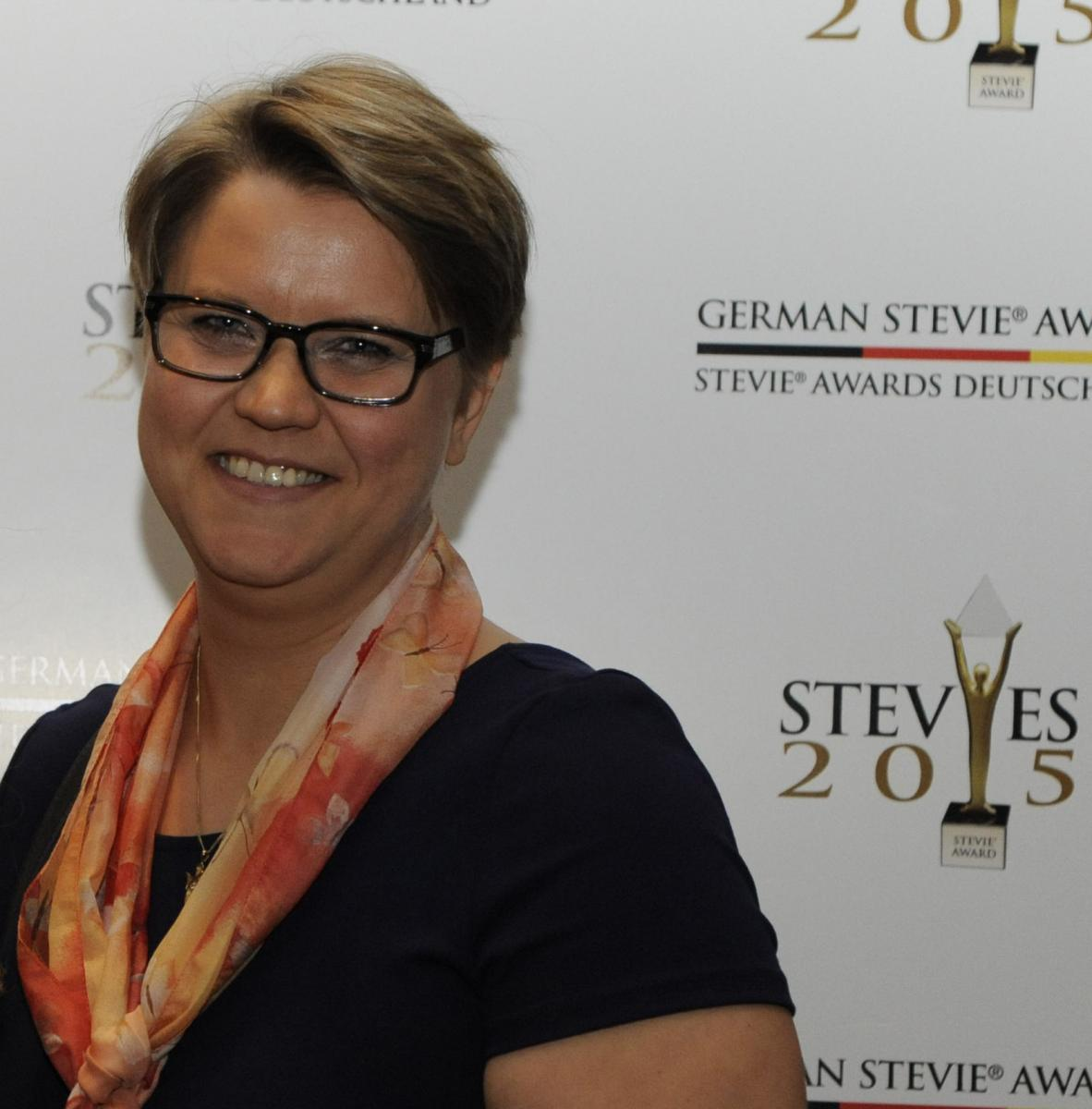 Catrin Beu, PR und Medienarbeit Stevie Awards