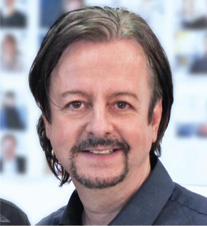 Wolfgang Kemmerling, Juryvorsitzender der German Stevie Awards 2018