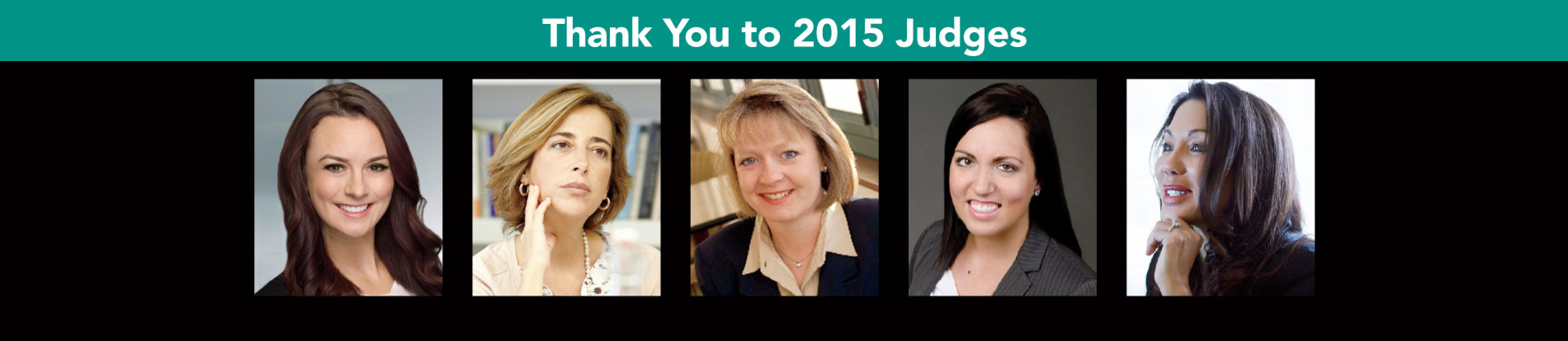 Thank You Judges