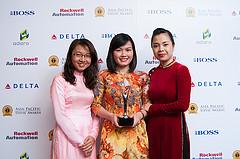 APSA14 award presentation