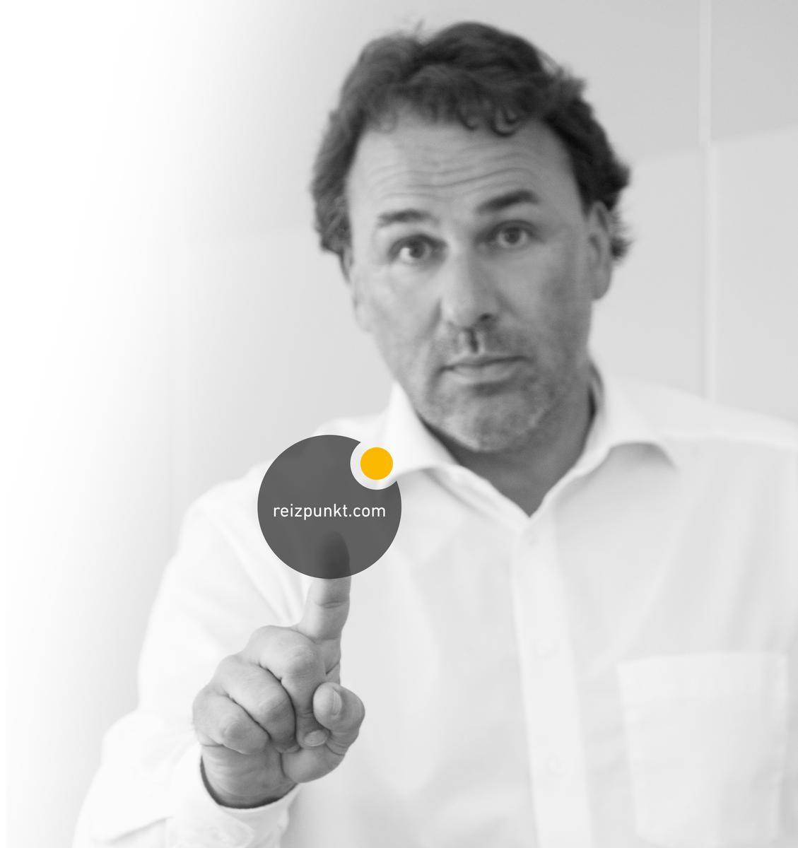 Vorsitzender des Jury-Komitees Marketing und Kundenservice Gundolf Hanke
