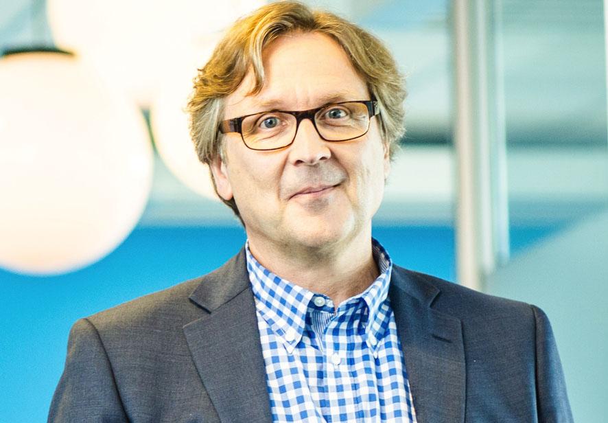 Jens Kellersmann, Leiter PR bei Wacom Europe und Jurymitglied der German Stevie Awards