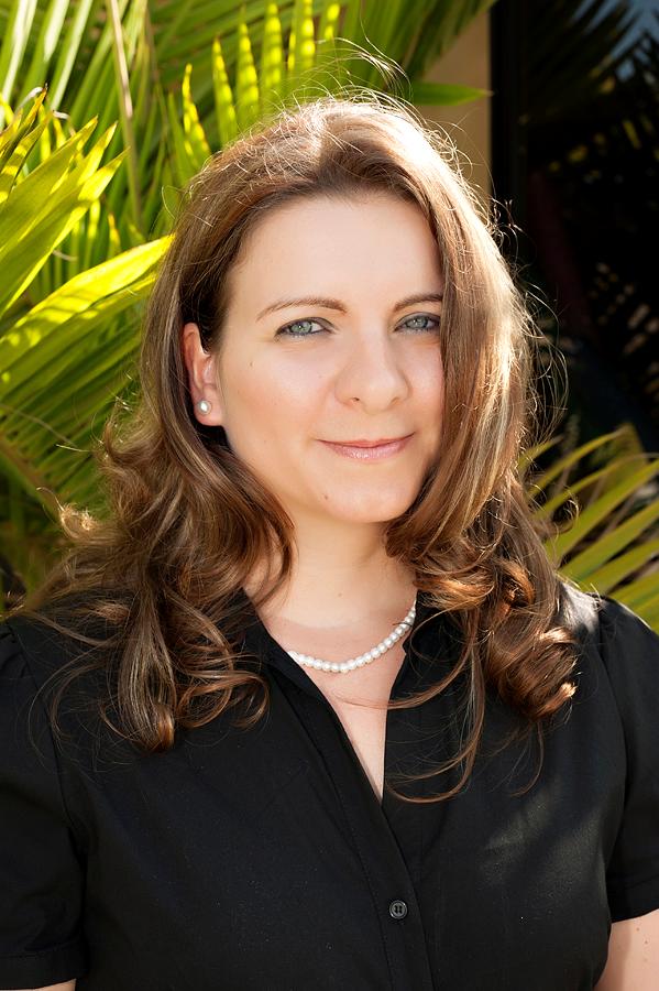 Jurymitglied Nicole Adams