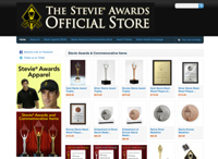 Stevie Awards Store